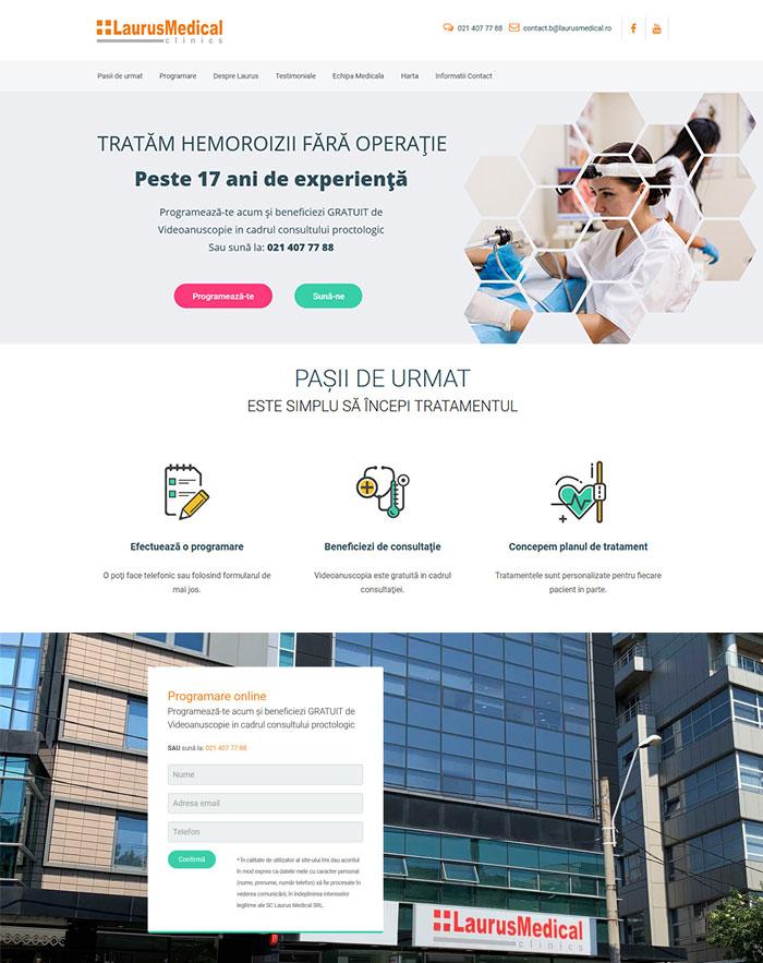 laurusmedical.ro